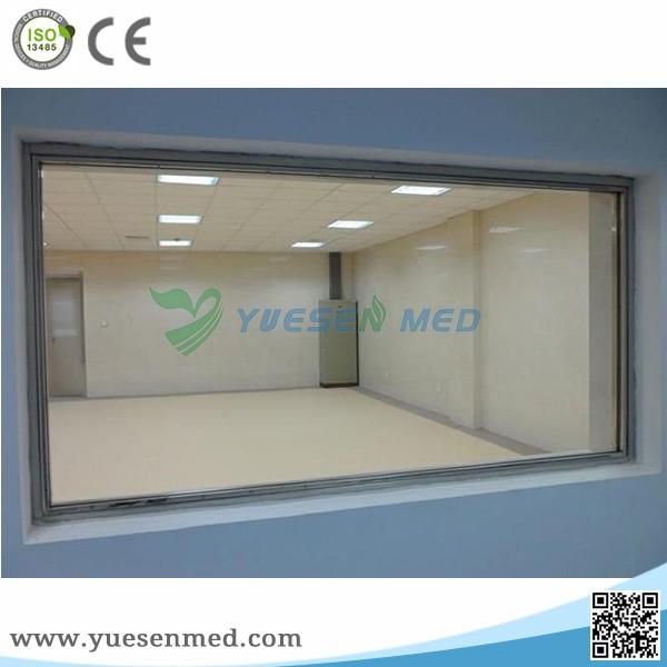 YSX1613 lead glass window leaded glass x-ray glass