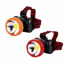 Rechargeable Multi-function led headlight 3 W COB led headlamp 1937