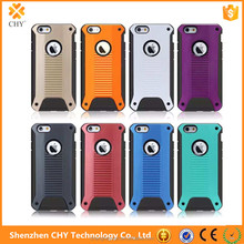 2015 Newest Hybrid Armor Heavy Duty Iron Man Shockproof Cover Case for iPhone 6