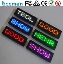 5 years warranty led display sign module electronic led scrolling message board