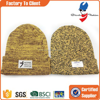 Newest hot selling manufacture knitted ski mask hat