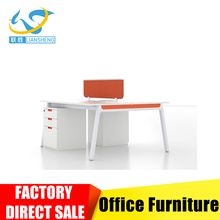 office desk furniture 2 person workstation office table