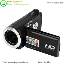 Norway iceland good quality digital camcorder video camera with telescope