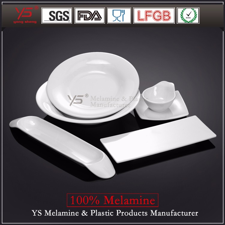 OEM welcome airlines plastic tableware