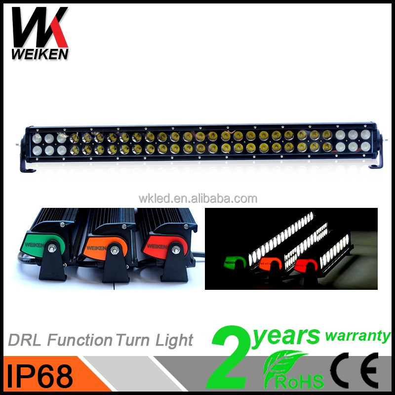 162W IP68 Waterproof Battery Powered Led Light Bar Offroad 4x4 Led Bar Automobiles & Motorcycles Accessories Parts