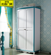 solid wood wardrobe armoires in xuzhou
