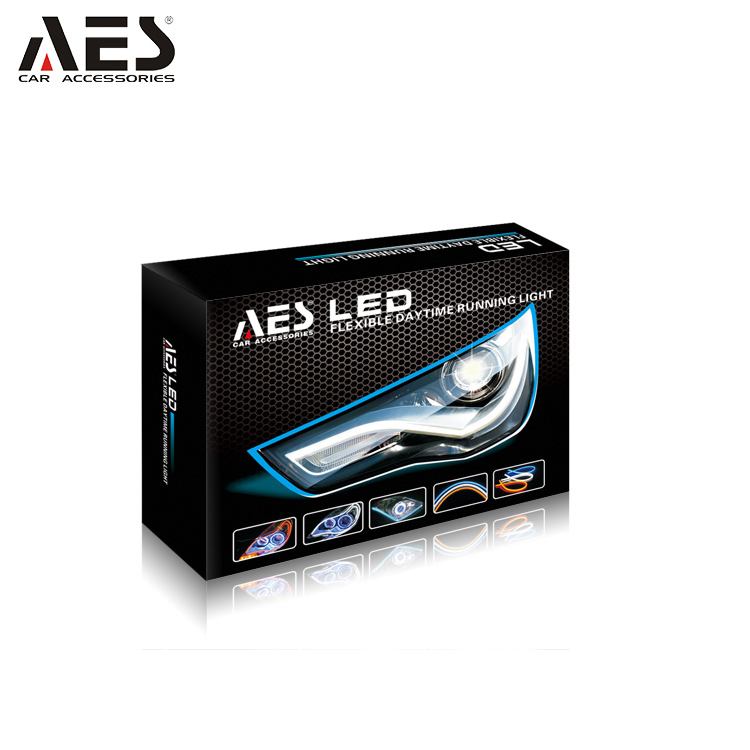AES hot sale flexible LED drl,LED strip daytime running light,turning light