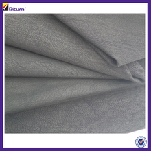 New product yangbuck pu leather fabric for jackets