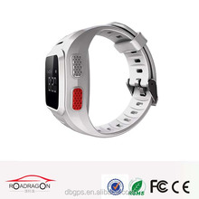 mini wifi gps tracker watch with gps gsm and wifi function