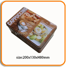 Food Packaging Gift Tin Box