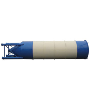 Silo Manufacturer 60 Ton 80 Galvanized Bolted Steel Storage Cement silo