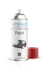 Good Tractor Paint for Farm Implement