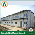 fast construction eps sandwich panel two floor prefabricated apartment
