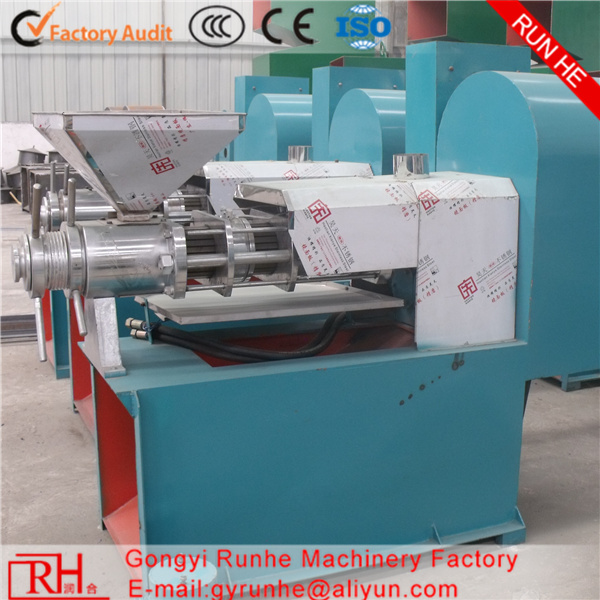CE approved cheap price excellent performance oil press for pine nut