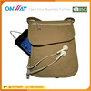 Favorable mobile neck hanging RFID shielding sleeve bag for iPhone