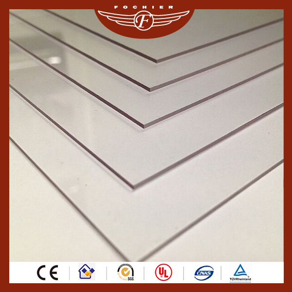 Transparent Super Clear Glossy PVC Plastic Sheet