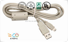 low price usb 3.0 bridge cable with ISO9001-2008