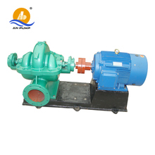 Large capacity split casing fire fighting truck water pump