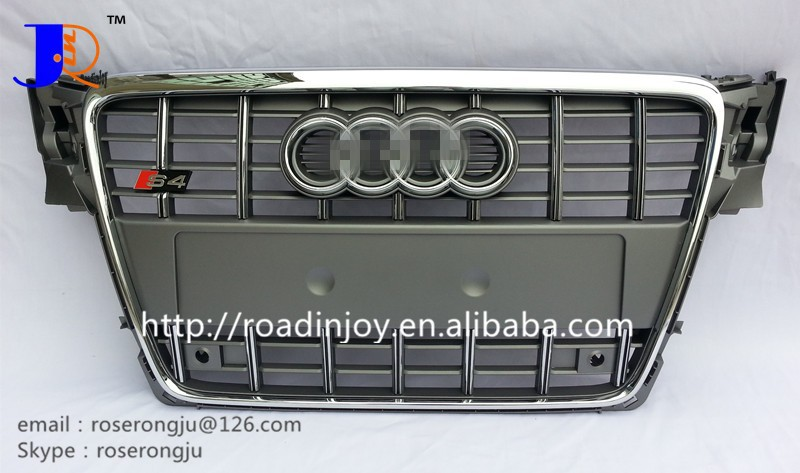 front grill for audi a4 B8 S4