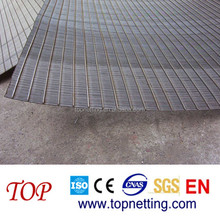 stainless steel wedge wire screen/flat screen panel