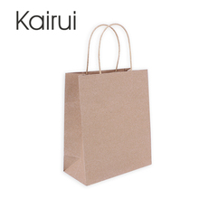 Wholesale Custom Various color Gift Packaging Craft Paper Bags