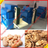 NEW DESIGN AUTOMATIC black walnut cracker/walnut cracker machine