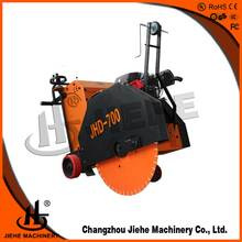 Gasoline self propelled powerfel concrete road saw(JHD-700)