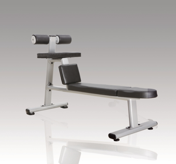 Body Strong Commercial Gym Crunch Bench