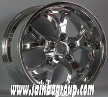 High Quality Chrome Vacuum Plating Car Alloy Wheels