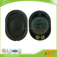 OEM 28*40MM 4ohm 2W Small Mylar Speaker With Free Sample