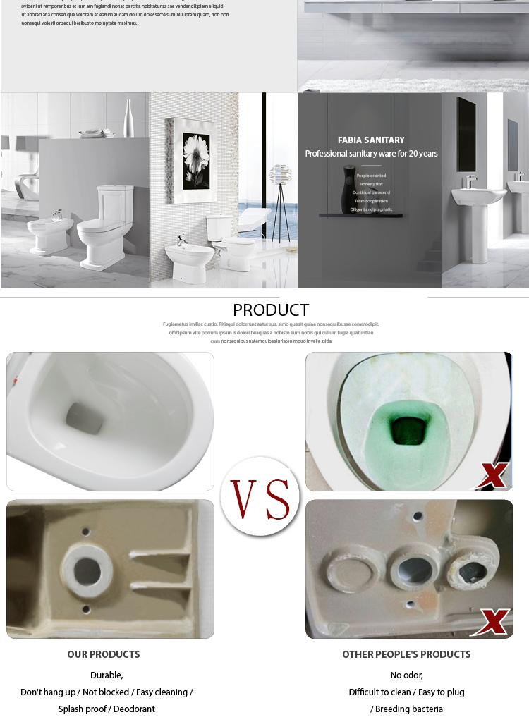 Bathroom Sanitary Ware Items White American Standard