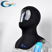 snorkeling diving helmet,waterproof diving hood for wetsuit