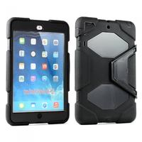 iPad Mini 2 Mini Armor Defender Black Case