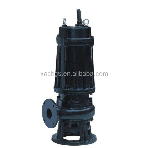 JYWQ/WQ series sewage submersible pump for dirty water