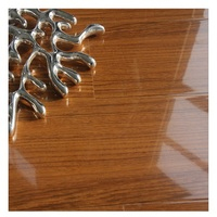 Gloss waterproof wooden laminate flooring