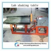 good quality mini shaker table for gold testing machie