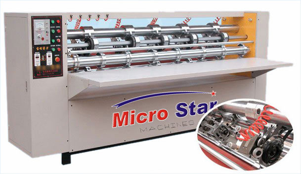 Thin Blade Machine / laser Cutter Machine