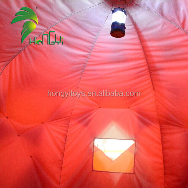 9 Person Tent / waterproof Tent Fabric / Tent Camping