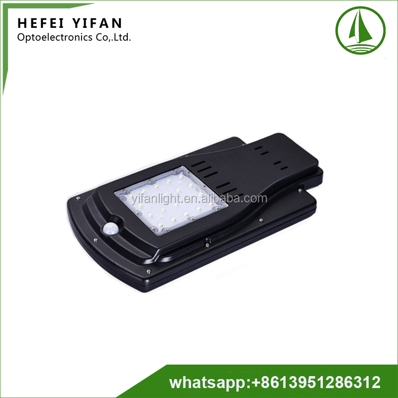 High Power IP65 Outdoor LED Lighting Solar Wind High Power Street Lighting Parts For LED