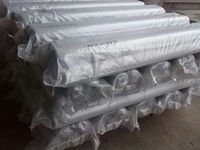 ldpe Black construction plastic film Clear protection builders film