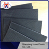 polythene sheet/uhmwpe outrigger pads/black hdpe sheet black
