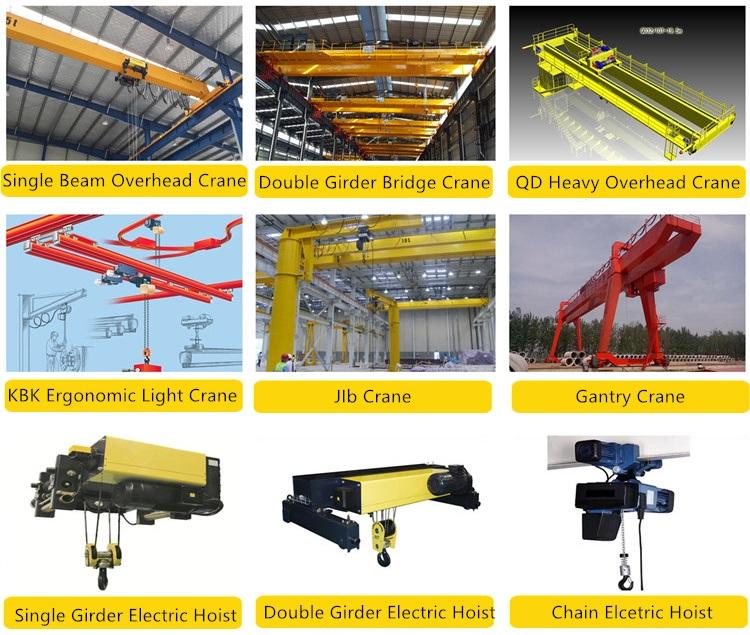 LH model double girder bridge overhead eot crane 5 ton 10 ton 30 ton in India
