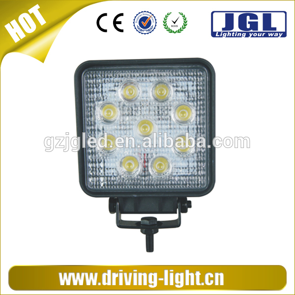 auto parts,cars led work light ip67 led headlight offroad 27w 42w 48w led work lamp