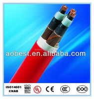 China top-quality best price underground 33kv cable