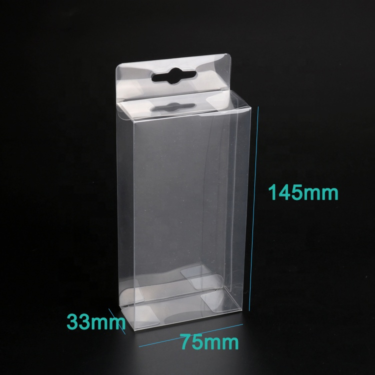Custom Personalized Clear Plastic Pillow Packaging   Boxes , Transparent Pillow Case Box,Clear Packaging PVC Box