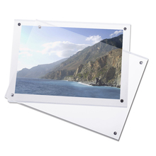 Ultra Clear Acrylic Picture Photo Frame Display