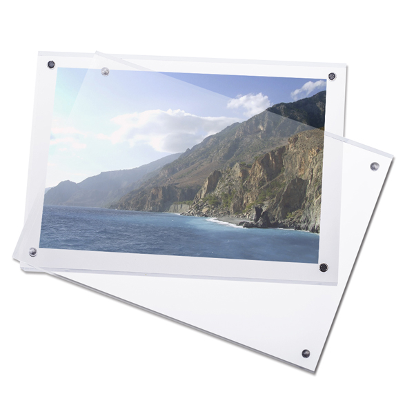 Ultra Clear Picture Photo Frame Acrylic Display