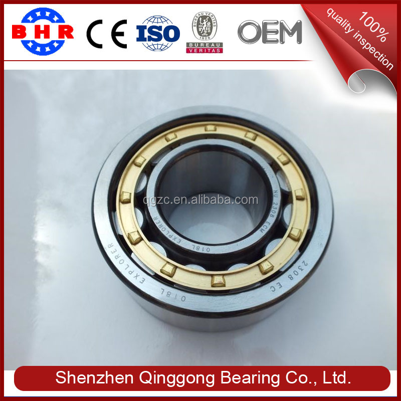 high quality single row Cylindrical Roller Bearing NU2208 roller bearing NU2208