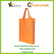 2015 Color printed high quality promotional non woven bag,Non woven Hand bag