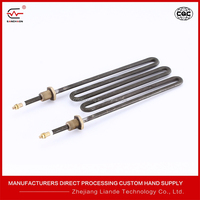 China supplier professional designed air heater type tubular electric heating element